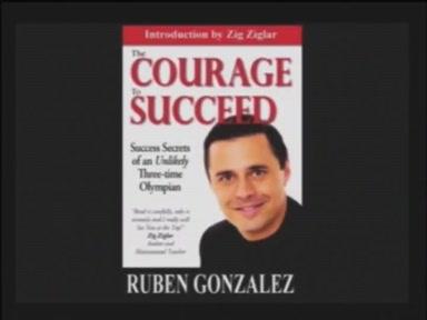 Ruben Gonzalez, Olympians, National Hispanic Heritage Month