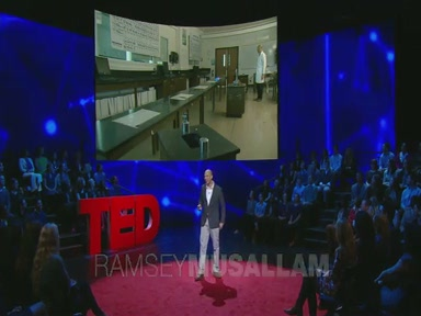Ramsey Musallam, TED