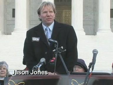Jason Jones, Pro-Life