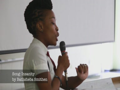 Bathsheba Smithen college, university